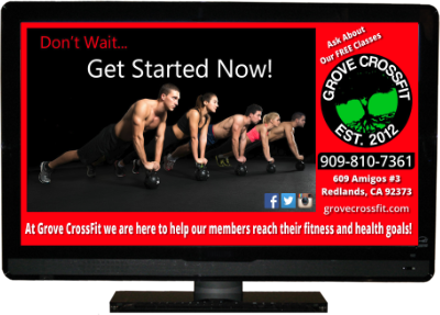 GroveCrossfitTV